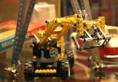 klocki marki Lego Technic